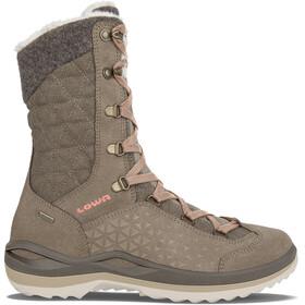 Lowa Barina II GTX Boots Women taupe/mandarine